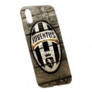 Husa de protectie Football Juventus Apple iPhone XS Max rez. la uzura Silicon 228
