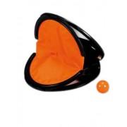 Simba Squap Catch Ball Game, Black/Orange