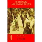 Dictionary Lao Zi's DAO de Jing