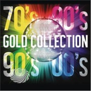 Video Delta V/A - 70's 80's 90's 00's Gold Collection - CD