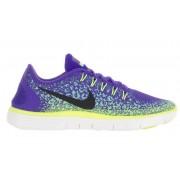 Nike Free Run Distance - scarpe running neutre - donna - Purple/Yellow