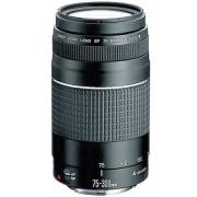 Canon EF 75-300mm f/4-5.6 III - 4 ANNI DI GARANZIA