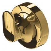 Geesa Tone Gold handdoekhaak goud