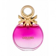 Benetton Colors De Benetton Pink 80Ml Per Donna(Eau De Toilette)