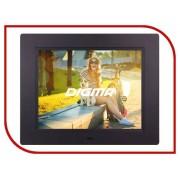 Цифровая фоторамка Digma PF-833 Black