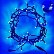 Instalatii Luminoase Craciun Snur 5m 20LED Cupola Albastru FN P EXT 9001