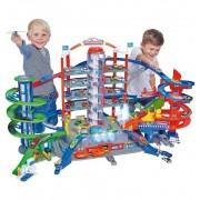 Garaje Infantil Supercity 7 Plantas - Majorette