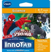VTech InnoTab Software, Ultimate Spiderman