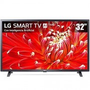 "LG TV 32"" SMART TV AI ThinQ HD 32LM630BPUB"
