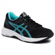 Обувки ASICS - Gel-Contend 5 1012A234 Black/Ice Mint 003