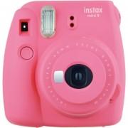 Cámara Instántanea Fujifilm Instax Mini 9 - Flamingo Rosa