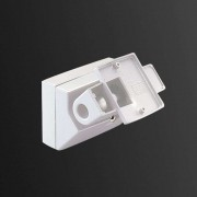 EXTRO with joint to adjust light, white