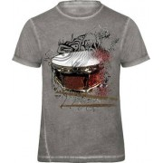 Rock You T-Shirt Bursted Snare L