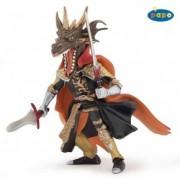 Figurina Papo Mutant dragon rosu