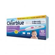 Clearblue Digital Teste Ovulação 10 Testes