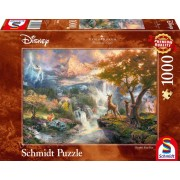 999 Games Bambi's First Year - Puzzel (1000)