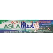AslaMed Pasta de Dinti cu Argila Speciala (75 ml)