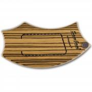 Schlagwerk SamJam Guitar Snare ZEB Zebrano