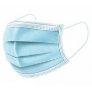 Face Mask 3 Ply - Certified IIR (Type 2R)