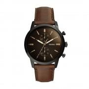 Relógio Fossil Townsman Preto Masculino FS5437/0MN