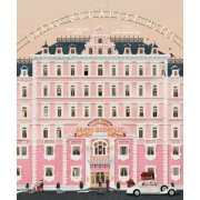 The Wes Anderson Collection: The Grand Budapest Hotel, Hardcover