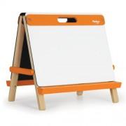 PKolino TableTop Art Childrens Easel, Orange