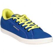 Reebok Mens Blue Green Black Sport Shoes