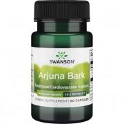 Swanson Arjuna Bark 40 mg 60 kapslí