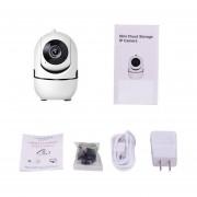 Cámara de vigilancia de la cámara de red Wifi 360 grados Hd Monitor de