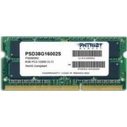 Memorie Laptop Patriot 8GB DDR3 1600MHz CL11