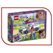 Lego Конструктор Lego Friends Передвижная научная лаборатория Оливии 41333