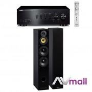 Pachet Amplificator Integrat Yamaha A-S701 + Boxe Davis Acoustics Balthus 70