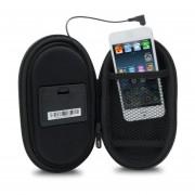Parlante Portátil Iluv Isp123 Con Bluetooth-Negro. .