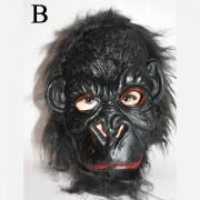 Gorilla, gumi maszk .2