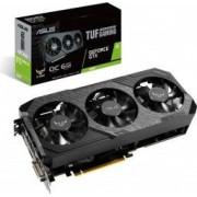 Placa video ASUS TUF Gaming X3 GeForceR GTX 1660 OC edition 6GB GDDR5 192-bit