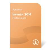 Autodesk Inventor 2014 Professional единичен лиценз (SLM)