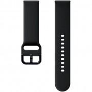 Curea Smartwatch Samsung Galaxy Watch Active 2 Sport Aqua Black