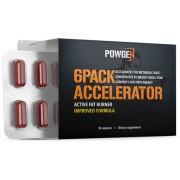 PowGen 6Pack Accelerator IMPROVED: pro rychlejší metabolismus a vyrýsování břišních svalů. Program na 30 dní.
