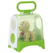 Silverlit Digipuppies with Carrying Case, Green