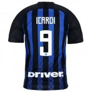 Nike Maglia Inter Home 18/19 Icardi, Taglia: Unica, Per adulto Uomo, Nero