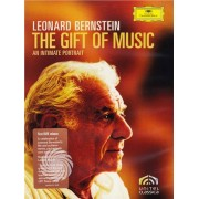 Video Delta Leonard Bernstein - The gift of music - An intimate portrait - DVD