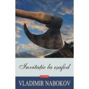 Invitatie la esafod editia 2019 Vladimir Nabokov