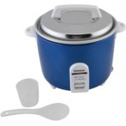 Panasonic SR-WA18H(E)BL Electric Rice Cooker(2.7 L, Blue)