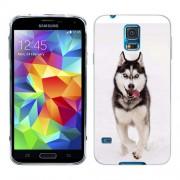 Husa Samsung Galaxy S5 Mini G800F Silicon Gel Tpu Model Husky