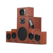 GENIUS SW-HF5.1 4600 zvučnici Braon