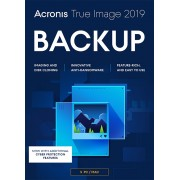 Acronis True Image 2019 5PC/MAC. Back-up full PC of Mac