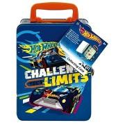 Klein Hot Wheels játékautó bőrönd (18 játékautóra)