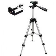 JMO27Deals Tripod-3110 40.2 Inch Portable Camera Tripod With Three-Dimensional Head Quick Release Plate Tripod