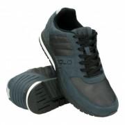 "Polo Ralph Lauren Laxman Sneakers Athletic ""Dark Grey"""