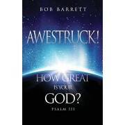Awestruck! How Great Is Your God?: Psalm 111, Paperback/Bob Barrett